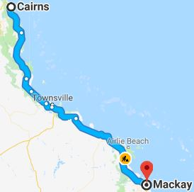 Cairns to Mackay Removals, Backloading and Moving Company
