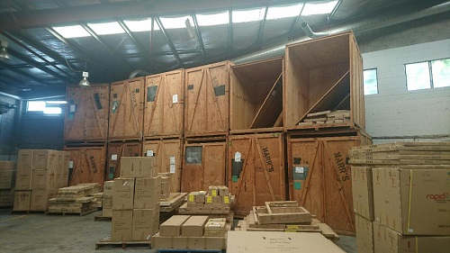 The Backloading Company Storage Containers
