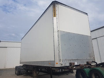 Moving Interstate Cheap - Trailer