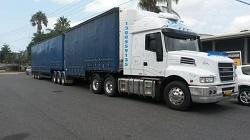 backloading Truck