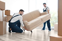 Backloading all types of Furniture
