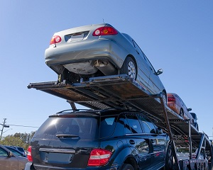 Moving a Car from Darwin to Melbourne