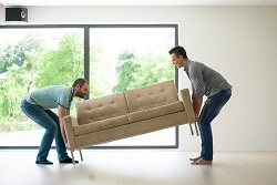 Lifting Furniture