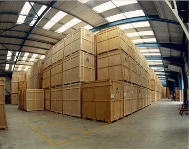 The Backloading Company - Storage